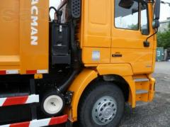 SHACMAN SX3251DM384 dump truck (6x4, 290 h.p.)