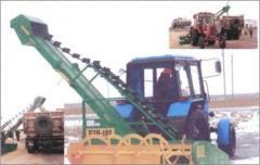 Погрузчик зерна навесной ПЗН-180