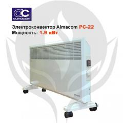 Electroconvector Almacom PC-22