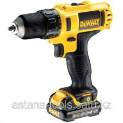 Cordless screwdriver Dewalt DCD710S2
