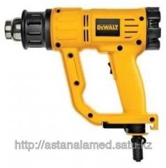 Hair dryer construction Dewalt D26411