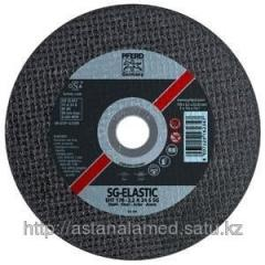 Pferd EHT 125 — 1,0 A 60 S SG cutting wheel
