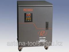 SPN-18000 voltage stabilizer