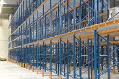 Warehouse racks in Astana