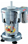 The juice extractor for firm products, the ZX3