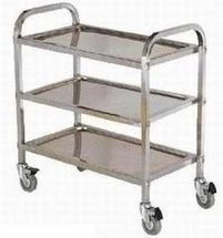 The cart for the waiter 3-level