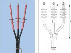 End POLT-24C/3XI-H1-L12 coupling