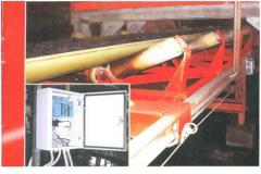 Scales are conveyor multiroller, Scales conveyor