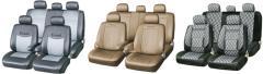 Чехлы  Hyundai Elantra 06-11 (корея) т.серый к/з