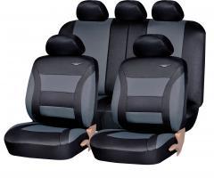 Чехлы  Opel Frontera 5 дв, диван и спинка 1/3,
