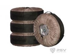 Cover for storage of tires Kegel L R14-R17 (4