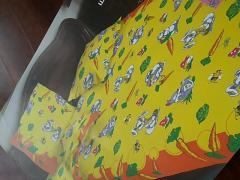 Bedding set 120*150 (for children)