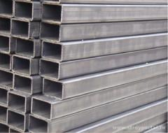 Square steel pipes Square steel of 3 joint