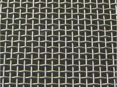 Grid woven metal No. 10