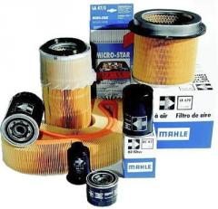 Масляные, воздушные, топливные, салонные фильтры