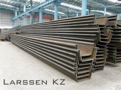 Metal groove – VL 603K (Larsen) pr-in the Czech