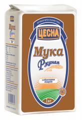 Flour rye Tsesna