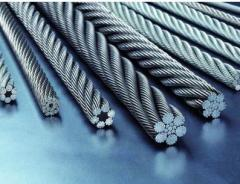 Rope steel