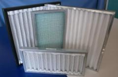 Фильтры вентиляции