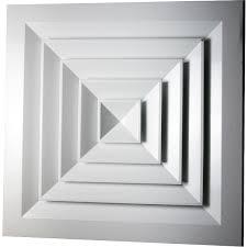 Диффузор потолочный