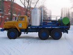 Агрегат для депарафинизации скважин АДПМ-12/150
