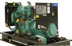 "Diesel power plant of ""Cummins C22D5"