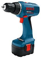 Accumulator drill screw gun of Bosch GSR 14,4-2-LI