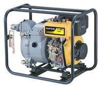 Diesel motor-pump for silnozagryaznenny KIPOR