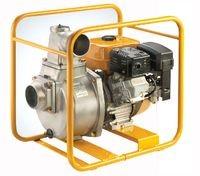 Бензиновая мотопомпа для чистых и загрязненны