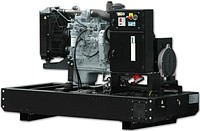 Units stationary FOGO FI 60 - the rated power of