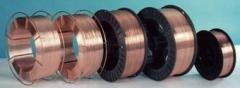 Wire welding sv08g2s-about copperplated on the