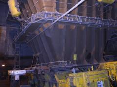 Coal bins