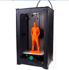 3D принтер WB max печать до 300*200*500мм, FDM