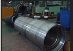 Honingovanny pipes from 300 mm