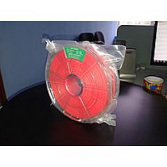 Пластик для 3D принтера бухта 1 кг (ABS, PLA,