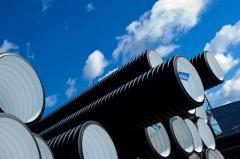 Corrugated pipes KORSIS missile defense