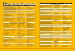 Модульная и строчная реклама в журнале, разработка