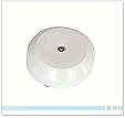 Коробка круглая под винт на 4 пары проводов УК -