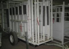 Design machine for complex veterinary processing
