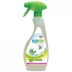 Ecological spray for cleaning of any surfaces of