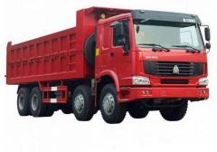HOWO dump truck (EURO 4)
