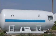 Газообразный азот для хранении и транспортировки