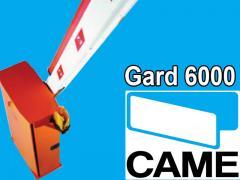 Шлагбаум Came Gard 6000
