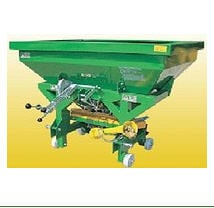 Spreaders of fertilizers