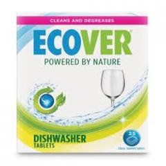 Ecological tablets for the dishwasher 25 tab
