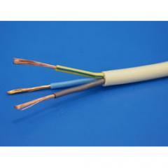 Cables are multicore flexible