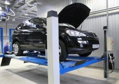 Transmission automobile oils