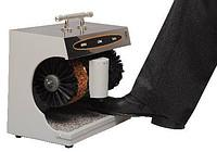 Machines for cleaning of footwear