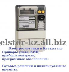 Счетчик электро энергии Альфа A1800.