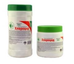 Means disinfecting Hlorotsid (1 kg)